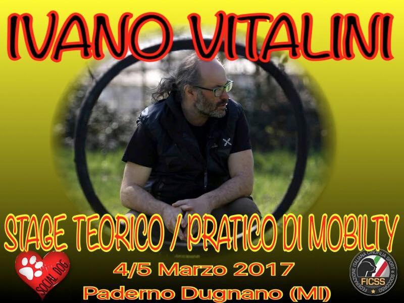 Paderno Dugnano (MI) 4 e 5 Marzo 2017 - Mobility dog e Urban Mobility