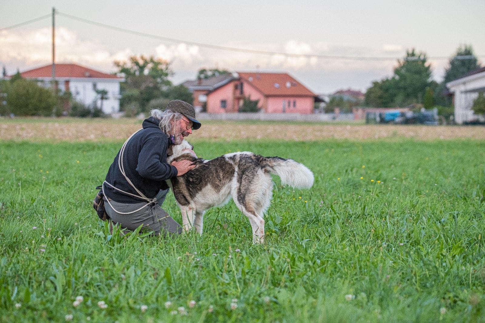 SAVONA (Sassello) 24 Giugno 2021 - Seminario di lettura del cane con Ivano Vitalini